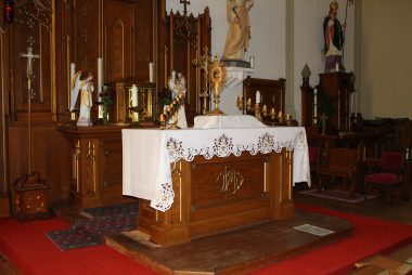 Sacraments and Reconciliation Information